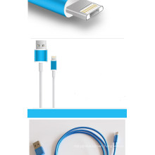 Dual lightning to usb cable