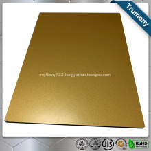 PVDF Color Coated Aluminum Composite Panel for Building