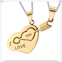 Fashion Jewelry Stainless Steel Jewelry Pendant Necklace (NK220)