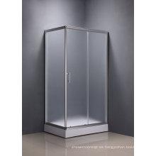 Cuarto de ducha cuadrada Cuarto de ducha de vidrio