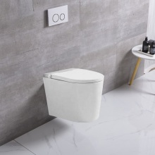Tankless Foot Flush Toilet Automatic Smart WC