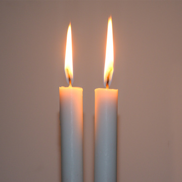 Warna Putih Lilin Lilin Flameless