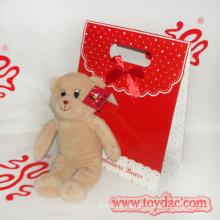 Plüsch Bär Spielzeug mit Geschenk-Box
