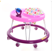 Fabricante do caminhante do bebê Sente-se ao carrinho Walker de aprendizagem