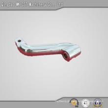 Peça de alumínio da maquinaria com forjar Electroplate