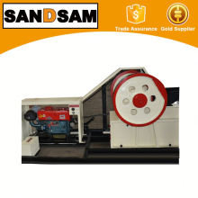 2015 Hot Selling Small Diesel Engine Jaw Crusher for Sale