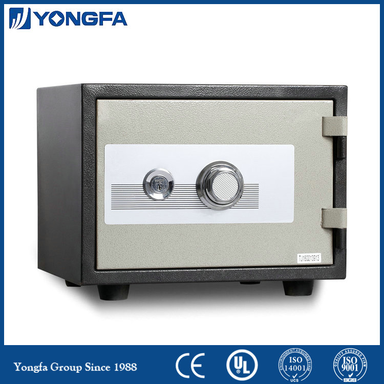 Small Fireproof Mechanical Lock Safe