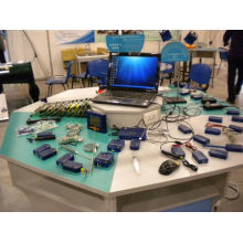 Equipos de laboratorio digital Kits de sensores de física y química