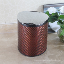 PU European Style Sensor Müllbehälter für Hotel (E-9LD)