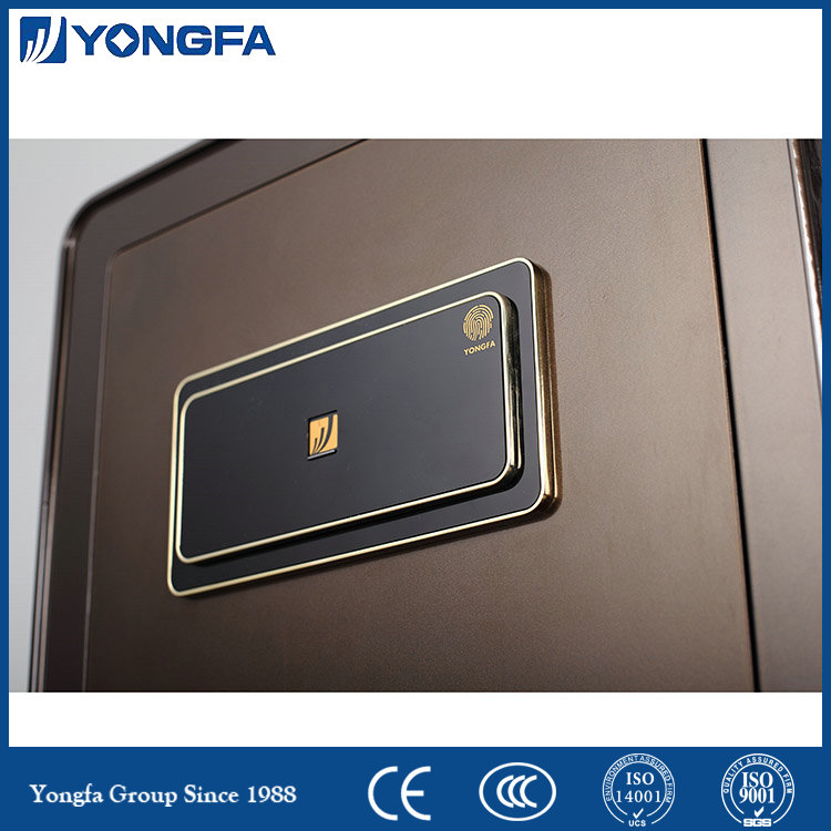 Intelligent Burglary Fingerprint Safe