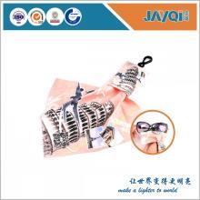 Super Glasses pulido de tela en la bolsa