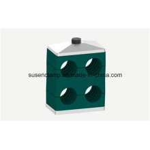 Twin /Double Pipe /Tube Clamp High Quality