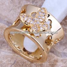 Gold Ring Designs für Männer 2018 neues Produkt