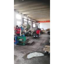 Reborde de acero inoxidable para fundición de metal 304