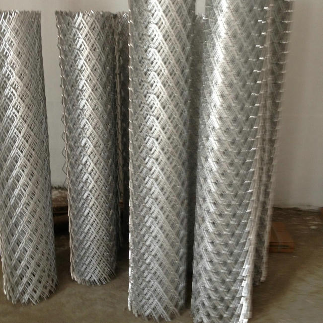 Stainless Steel Expanded Metal Lath