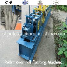 Machine de formage de rouleau de porte à volet roulant (AF-S747)