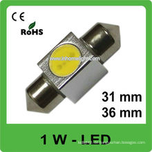 31mm 36mm führte Kuppel Licht 12V Auto Glühbirnen