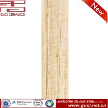 горячий продукт сбывания керамическая текстура древесины напольная плитка плитка дизайн