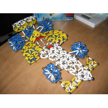 Bunte Intelligenz Kid′s magnetisches Spielzeug (Uni-Spielzeug-4)