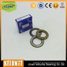 Rolamento de rolo de pressão 81106 Rolamento de pressão 30x47x11mm Rolamento de rolo de agulha