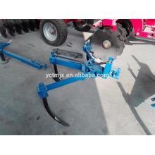 Small farm deep subsoiler /ripper for walking tractor