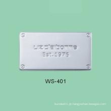Metal Marks, liga de zinco Hardware