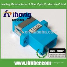 SC / UPC Singlemode Optischer Schottkopf-Fixed Value Dämpfungsglied 10db