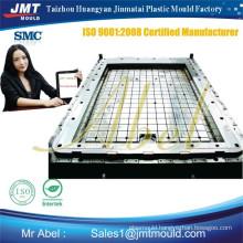 Manufacturing smc train parts mould