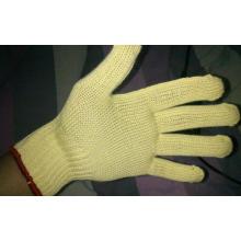 Анти-режущие кевларовые промышленные рабочие перчатки