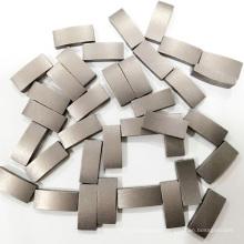 Sharp stable quality diamond segment for cutting grainte block limestone