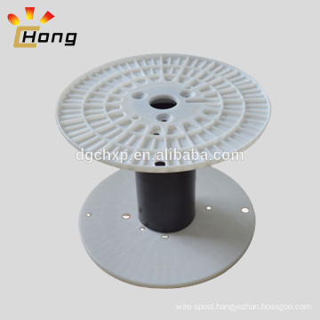 plastic bobbin for cable wire packing