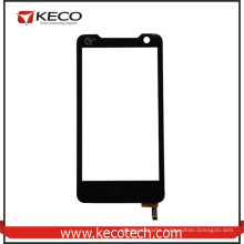 """4.5"""" inch Mobile Phone Touch Screen Digitizer Glass Panel Replacement Parts For Lenovo A798t Black"""