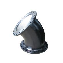 ISO2531 EN545 Стандартный фланцевый отвод 90 градусов