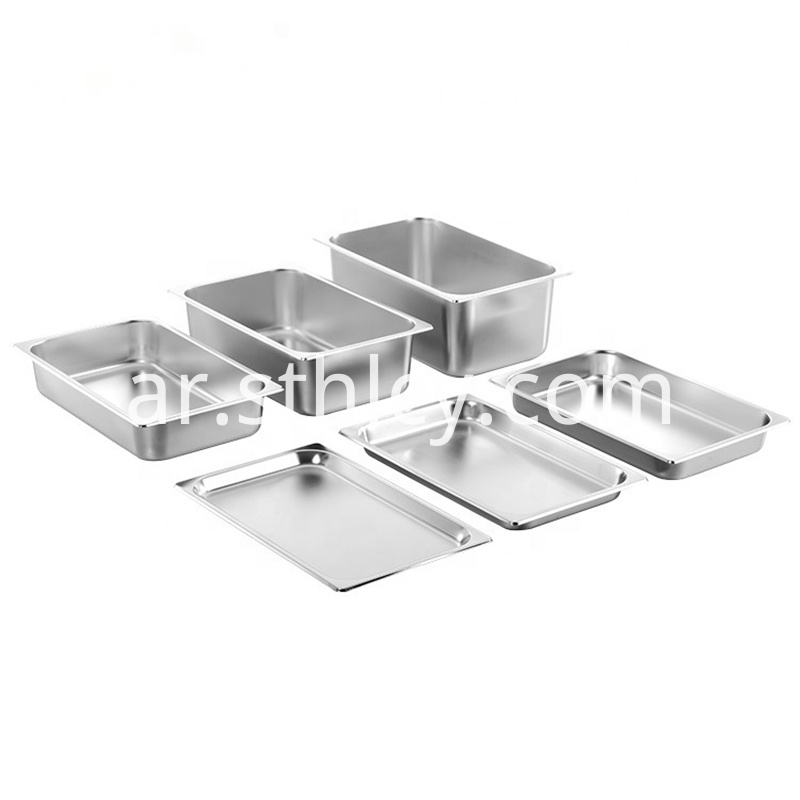 Stainless Steel Buffet Food Pot