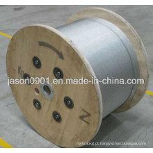 8 * 7 + 1 * 19 Corda de aço para cabos de regulador de janela