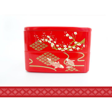 Chinese wholesale festive gift plastic chocolate wedding candy box
