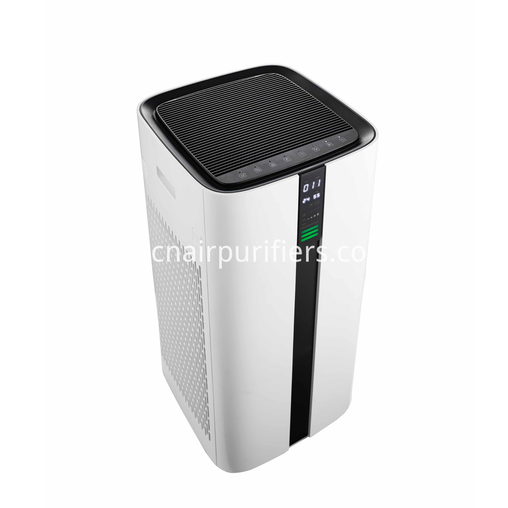 Large Pm2 5 Display Air Purifier 800f