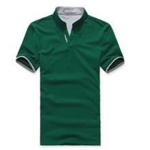 Рубашка поло нового высокого способа выполненная на заказ вышитая