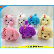 Novelty Design Fat Ear Walking Barking Electric Stuffed Puppy