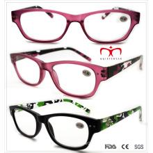 Plástico gafas de lectura de camuflaje (wrp508339)