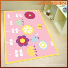 Diseño de dormitorio de los niños para la alfombra de los niños