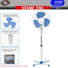 16 polegadas Pedestal Fan-Top vendendo na Europa