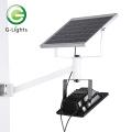 Projecteur solaire à led extérieur ip67 de haute qualité