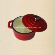 10cm Fonte Mini Cocotte Pot China Factory