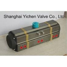 Трехступенчатый привод, трехпозиционный пневматический привод (YC3AT)