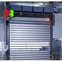 2018 Secure Aluminum High Speed Hard Metal Door