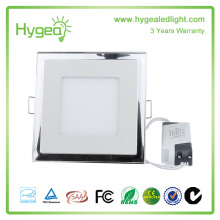 Factory Direct high lumen square led panel light 18w led single face panel light with led chip epistar led ceiling