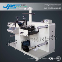 PVC, Pet, PE Film Die Cutting Machinery with Slitting Function