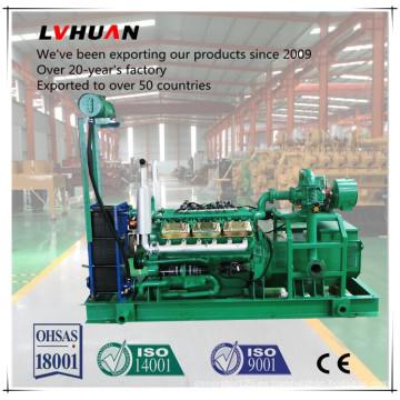 Generador de gas de biomasa de 1000 kVA con sistema de instalación llave en mano