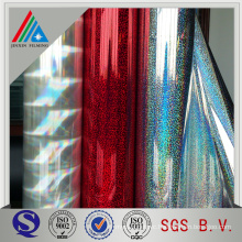 Hologrpahic Film/Laser Film and Opaque Metallic Holographic Thermal Lamination Films for Printing and Gift Packaging